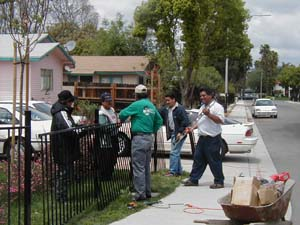 Grants to Blocks Neighborhood Improvement Program