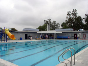 Washington Park Pool City Of Escondido