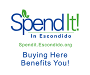 Spend It! In Escondido