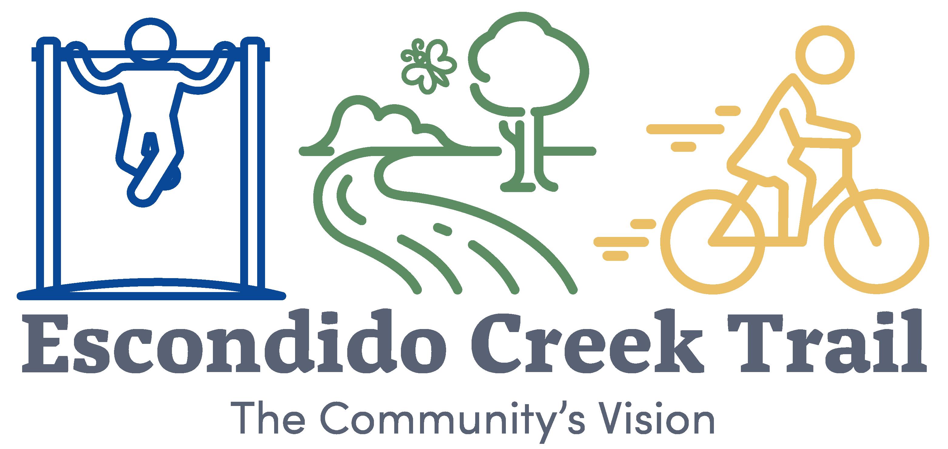 Escondido Creek Trail Logo