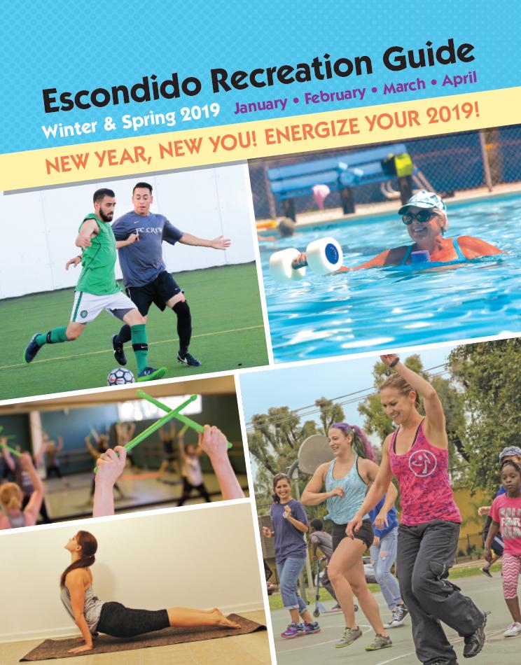 Recreation Brochure