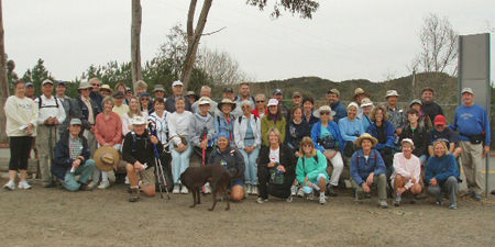 Don Parnell's 50-Mile Progressive Hike