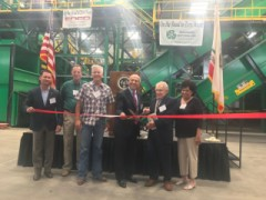 EDCO Recycling Facility Ribbon Cutting