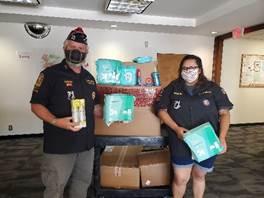 Park Avenue Community Center Donations