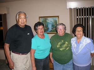 Los Arboles Neighborhood Group