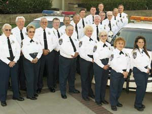 Escondido Police Volunteers